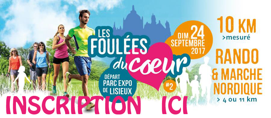 foules du coeur 2017 inscription
